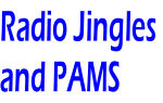 Radio Jingles  and PAMS